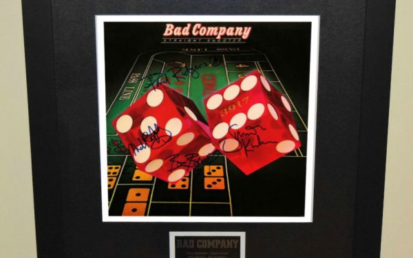 Bad Company – Straight Shooter