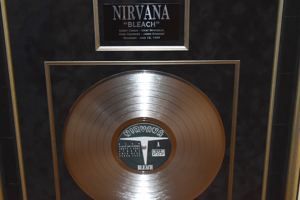 Chad Channing Nirvana 2017