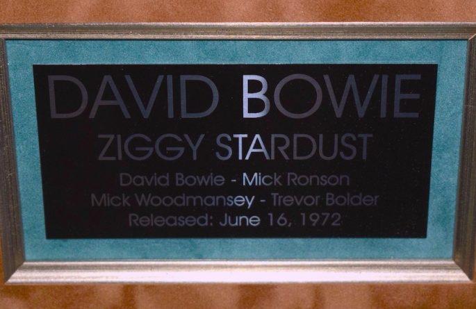 #1 David Bowie – Ziggy Stardust