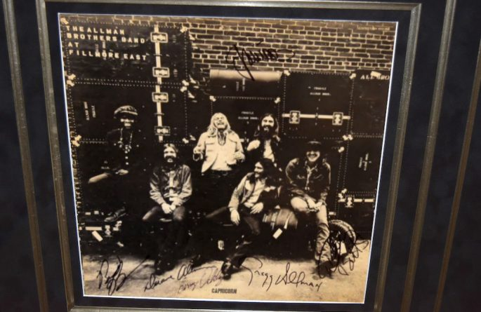 Allman Brothers – At Fillmore East