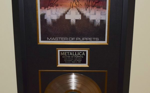 Metallica – Master of Puppets