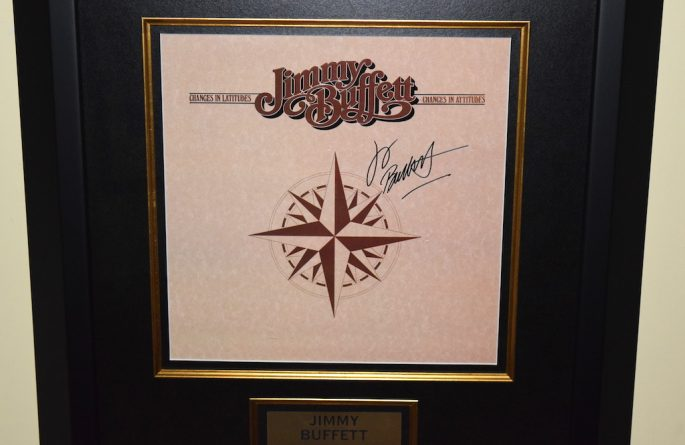 Jimmy Buffett – Changes In Latitudes Changes In Attitudes