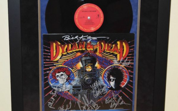 The Grateful Dead – Dylan & The Dead