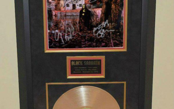 Black Sabbath – Debut