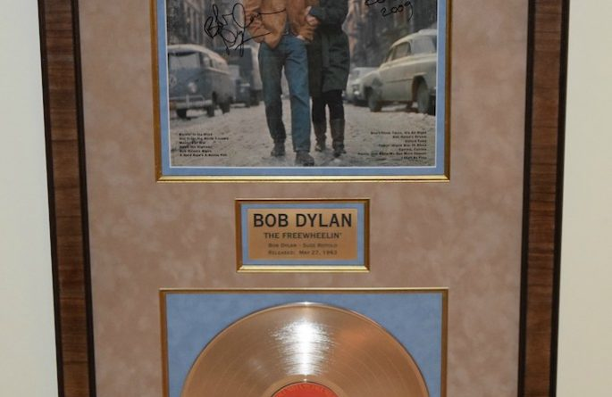 Bob Dylan -The Free Wheelin'