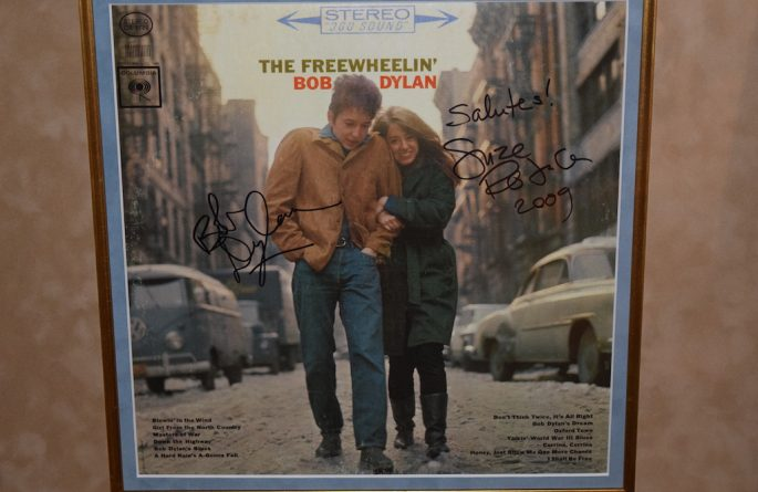 Bob Dylan -The Free Wheelin'