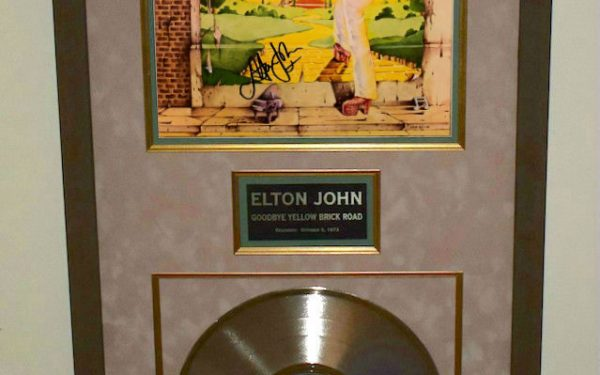 #2 Elton John – Goodbye Yellow Brick Road