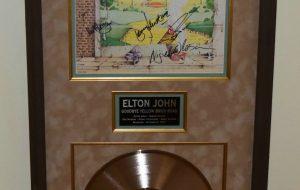 #1 Elton John – Goodbye Yellow Brick Road