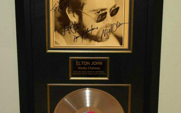 Elton John – Honky Chateau