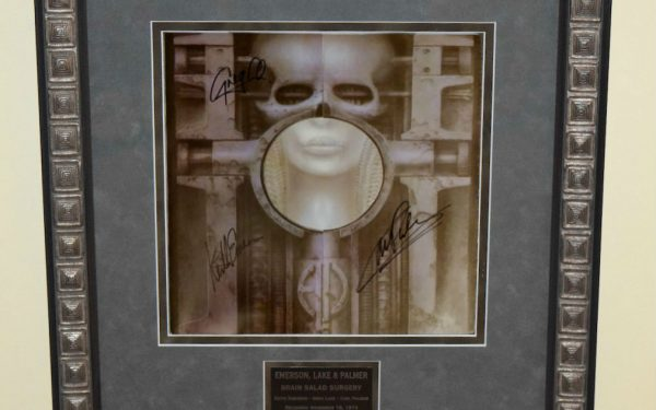 Emerson Lake & Palmer – Brain Salad Surgery