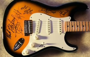 Fleetwood Mac Fender Squier Stratocaster