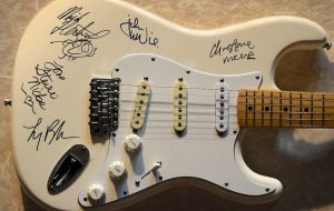 Fleetwood Mac Fender Stratocaster