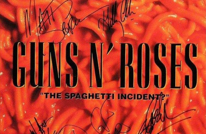 Guns N' Roses –The Spaghetti Incident?