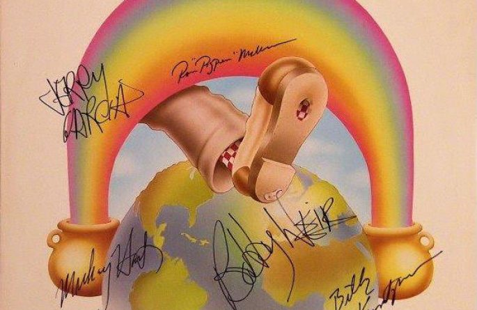 The Grateful Dead – Europe '72