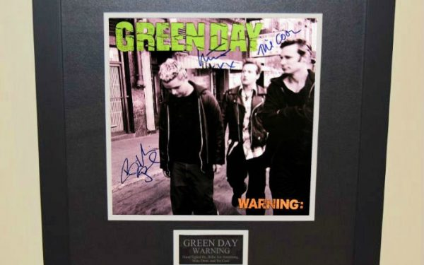 Green Day – Warning