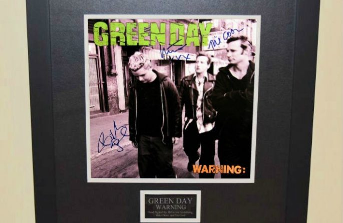 Green Day – Warning