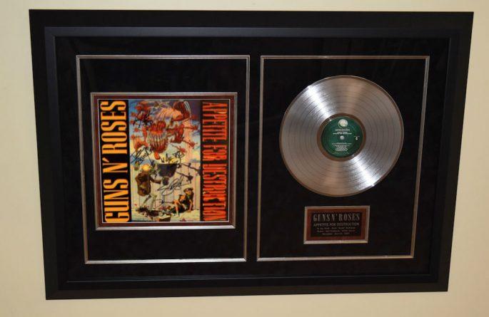 Guns N' Roses – Appetite For Destruction Rape Scene