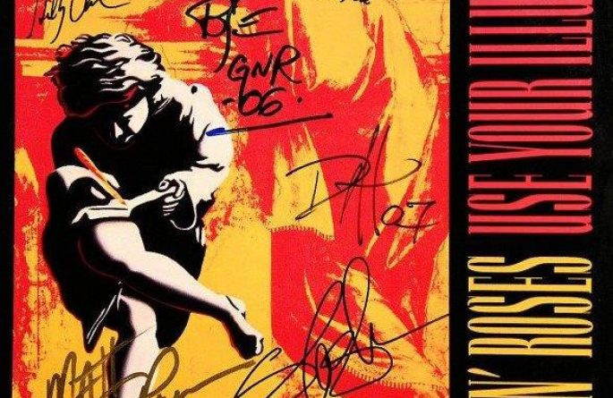 Guns N' Roses – Use Your Illusion 1
