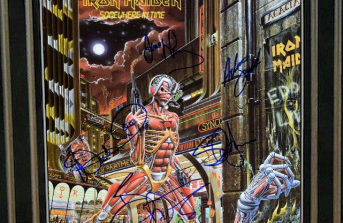 Iron Maiden – Somewhere In Time