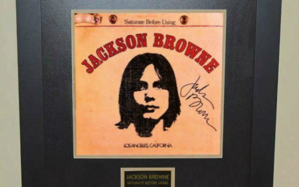 Jackson Browne – Saturate Before Using