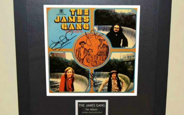 The James Gang – Yer Album