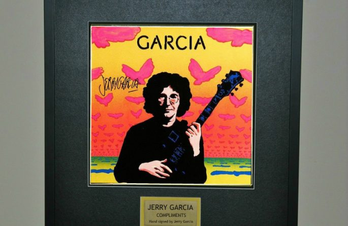 Jerry Garcia – Compliments