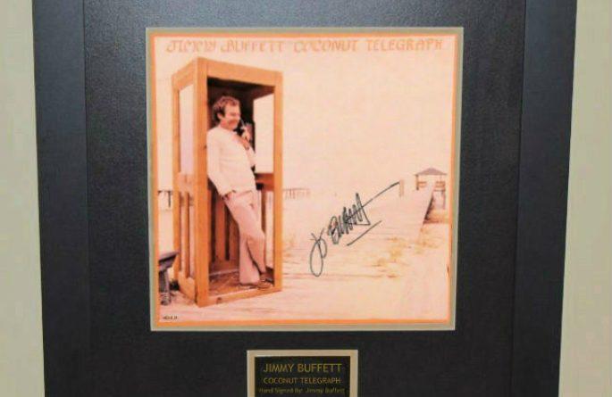 Jimmy Buffett – Coconut Telegraph