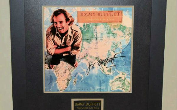 Jimmy Buffett – Somewhere Over China