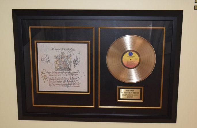 Jimmy Page – History Of British Blues
