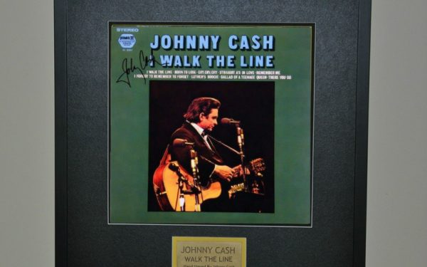 Johnny Cash-Walk The Line
