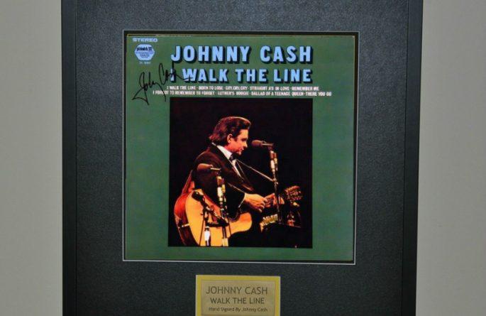 Johnny Cash-Walk The Line