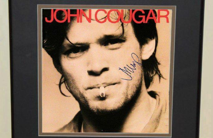 John Cougar – Debut Release