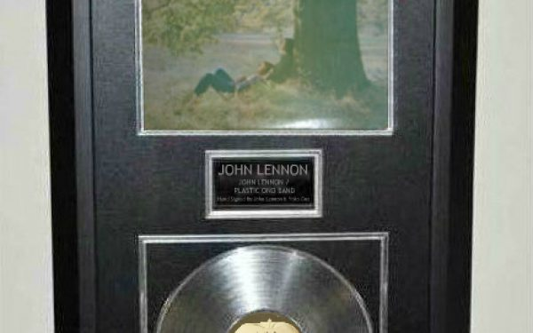 John Lennon and The Plastic Ono Band