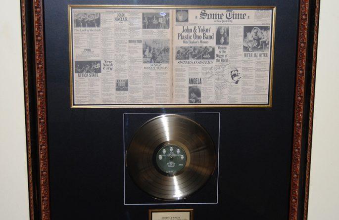 John Lennon – Some Time In New York