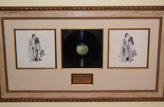 John Lennon – Unfinished Music No. 1  Two Virgins