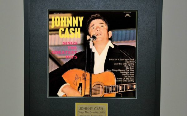 Johnny Cash – Sings The Greatest Hits