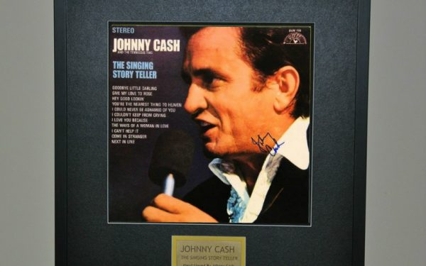 Johnny Cash – The Singing Story Teller