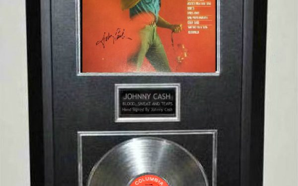 Johnny Cash – Blood, Sweat and Tears