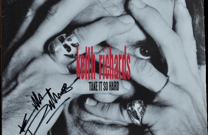 Keith Richards – Take It So Hard