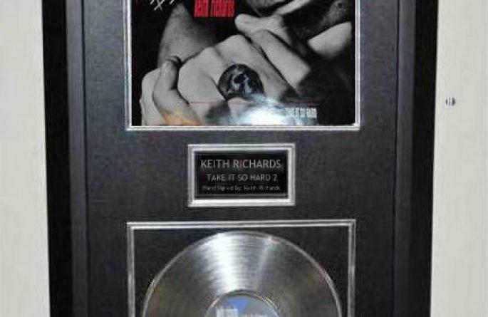 Keith Richards – Take It So Hard 2