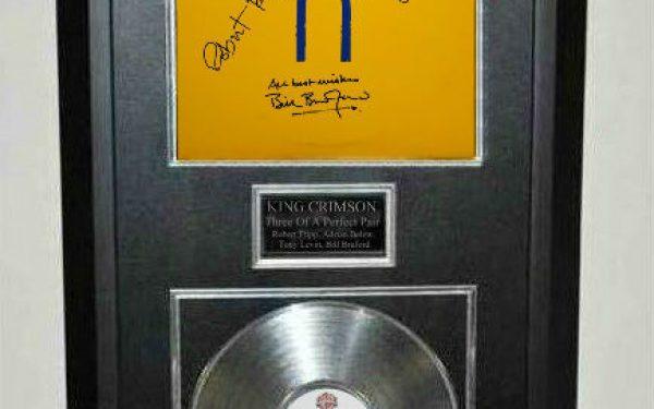 King Crimson – Three Of A Perfect Pair