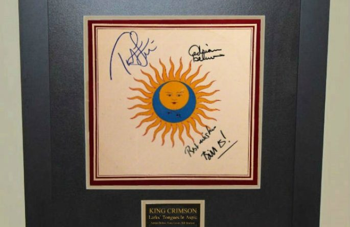 King Crimson – Larks' Tongues In Aspic