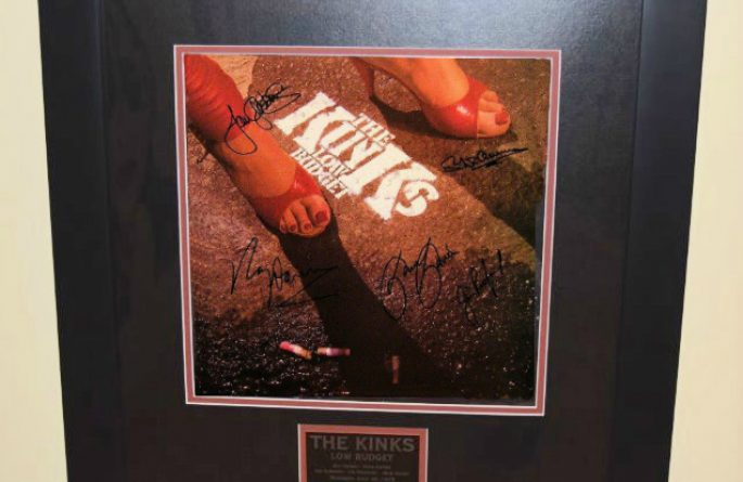 Kinks – Low Budget