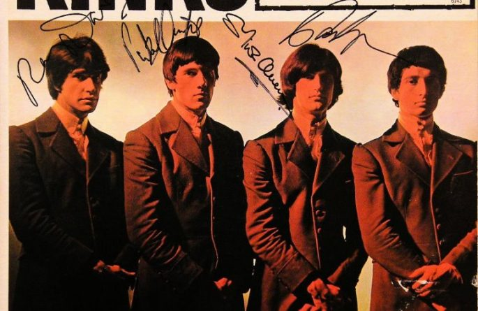 The Kinks – Debut Release