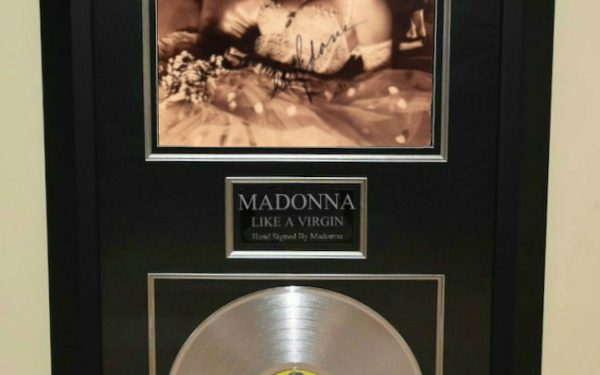 Madonna – Like A Virgin
