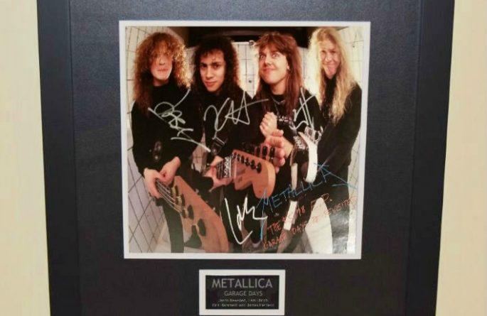 Metallica – Garage Days