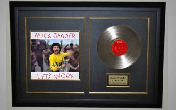 Mick Jagger – Let's Work