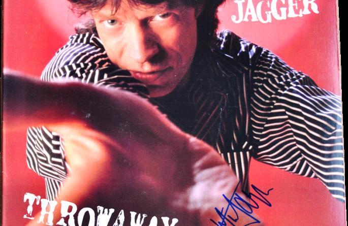 Mick Jagger – Throwaway