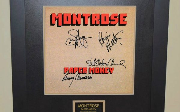 Montrose – Paper Money