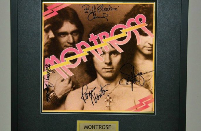 Montrose – Debut Release